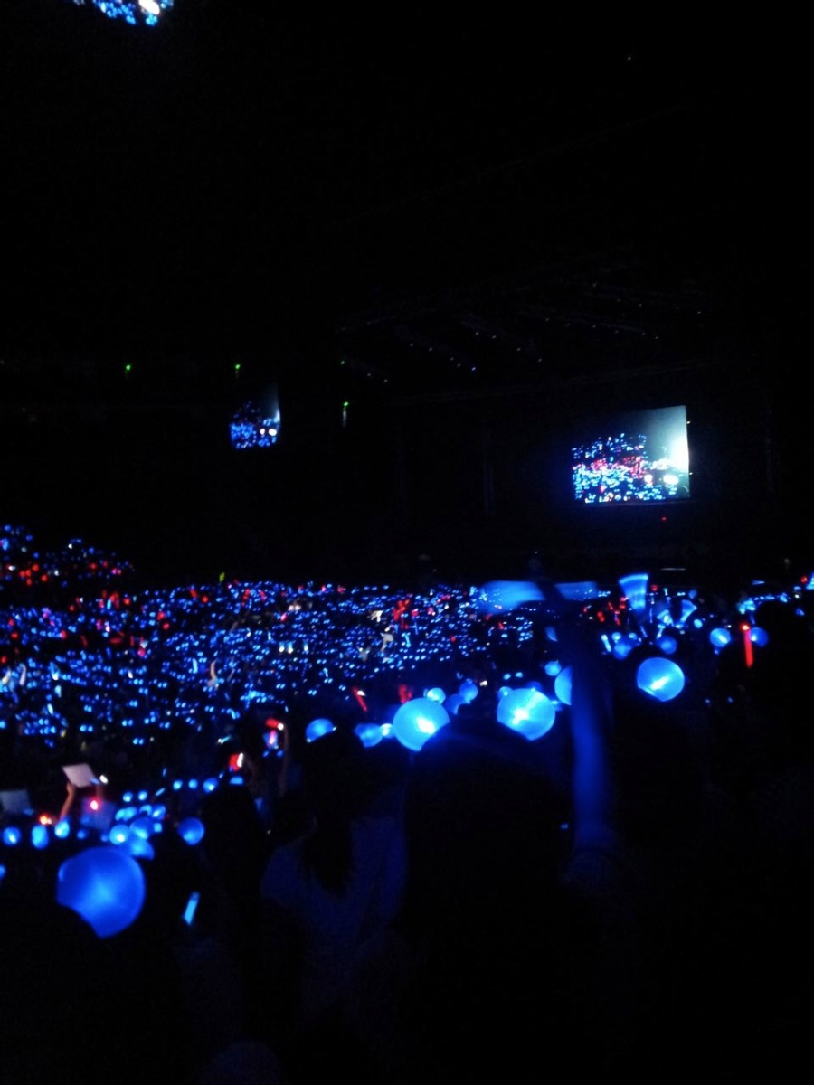 120825 Blue Ocean at Shanghai Fanmeeting